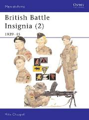 British Battle Insignia (2) - 1939-45