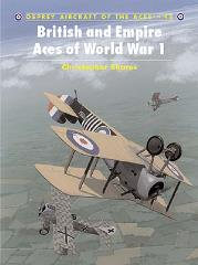 British and Empire Aces of World War 1