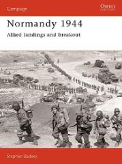 Normandy 1944 - Allied Landings and Breakout
