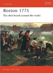 Boston 1775 - The Shot Heard Round the World