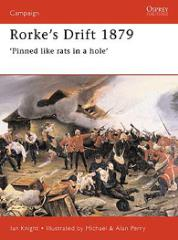 Rorke's Drift 1879 - Pinned like Rats in a Hole