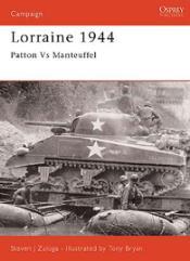Lorraine 1944 - Patton vs. Manteuffel