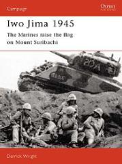 Iwo Jima 1945 - The Marines Raise the Flag on Mount Suribachi