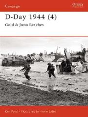 D-Day 1944 (4) - Gold & Juno Beaches