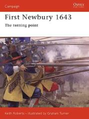 First Newbury 1643 - The Turning Point