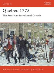 Quebec 1775 - The American Invasion of Canada