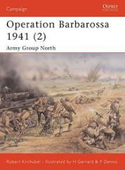 Operation Barbarossa 1941 (2) - Army Group North