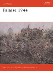 Falaise 1944 - Death of an Army