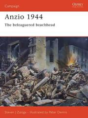 Anzio 1944 - The Beleaguered Beachhead