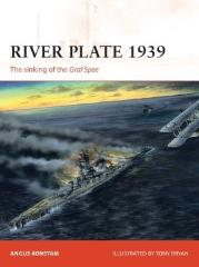 River Plate 1939 - The Sinking of the Graf Spee