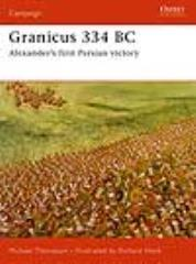 Granicus 334 BC - Alexander's First Persian Victory