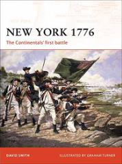New York 1776 - The Continentals' First Battle