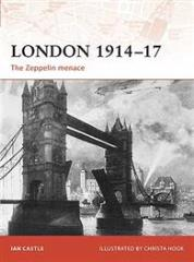 London 1914-17 - The Zeppelin Menace