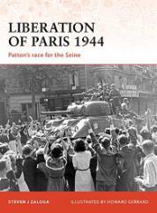 Liberation of Paris 1944 - Patton's Race for the Seine