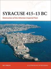 Syracuse 415-413 BC - Destruction of the Athenian Imperial Fleet
