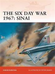 Six Day War 1967, The - Sinai