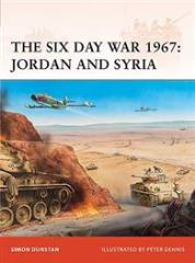 Six Day War 1967, The - Jordan and Syria