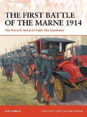 First Battle of the Marne, The - 1914