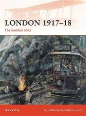 London 1917-18 - The Bomber Blitz
