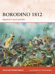 Borodino 1812 - Napoleon's Great Gamble