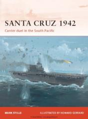 Santa Cruz 1942 - Carrier Duel in the South Pacific