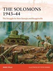 Solomons 1943-44, The - The Struggle for New Georgia and Bougainville