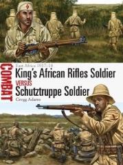 King's African Rifles Soldier vs. Schutztruppe Soldier