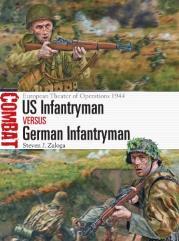 US Infantryman vs. German Infantryman
