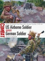 US Airborne Soldier vs. German Soldier