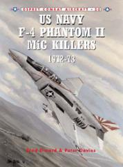 US Navy F-4 Phantom II MiG Killers 1972-73
