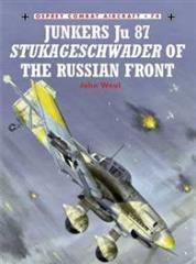 Junkers Ju 87 Stukageschwader of the Russian Front