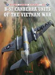 B-57 Canberra Units of the Vietnam War