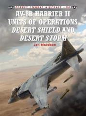 AV-8B Harrier II Units of Operations Desert Storm & Desert Shield
