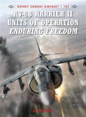 AV-8B Harrier II Units of Operation - Enduring Freedom