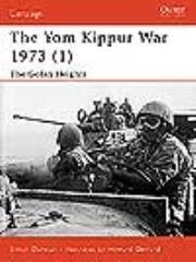 Yom Kippur War, The - 1973 (1) - The Golan Heights