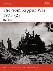 Yom Kippur War, The - 1973 (2) - The Sinai