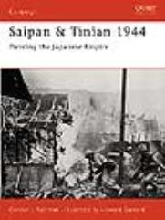 Saipan & Tinian 1944 - Piercing the Japanese Empire
