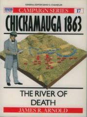 Chickamauga 1863 - The River of Death