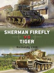 Sherman Firefly vs. Tiger - Normandy 1944