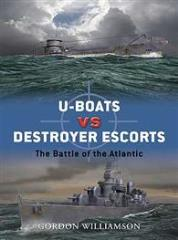 U-Boats vs. Destroyer Escorts - The Battle of the Atlantic