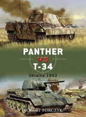 Panther vs. T34 - Ukraine 1943