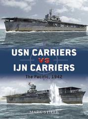 USN Carriers vs. IJN Carriers - The Pacific 1942