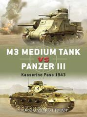 M3 Medium Tank vs. Panzer III - Kasserine Pass 1943