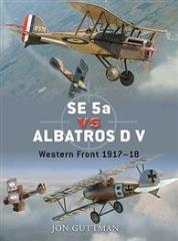 SE 5a vs. Albatros D V
