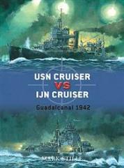 USN Cruiser vs. IJN Cruiser - Guadalcanal 1942