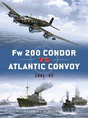 Fw 200 Condor vs. Atlantic Convoy 1941-43