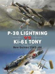 P-38 Lightning vs. Ki-61 Tony