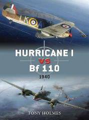 Hurricane I vs. Bf 110 1940