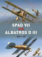 Spad VII vs. Albatros D III
