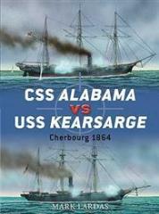 CSS Alabama vs. USS Kearsarge - Cherbourg 1864